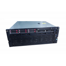 HP DL580 G7 SERVER 4 x Xeon...